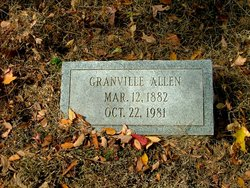 Granville Allen