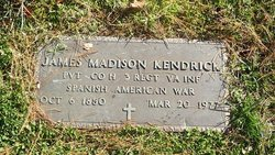 James Madison Kendrick