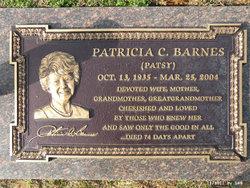 Patricia C. Patsy Barnes