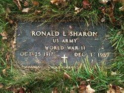 Ronald L. Sharon