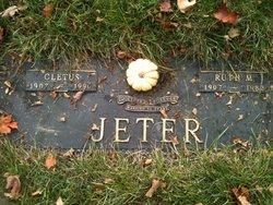 Cletus Jeter