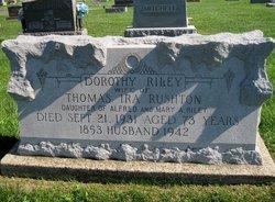 Thomas Ira Rushton