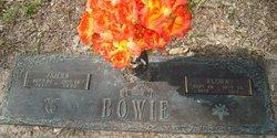 Flora Alma <i>Miller</i> Bowie