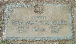 Iola May Spangler