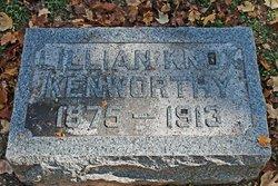 Lillian M <i>Knox</i> Kenworthy