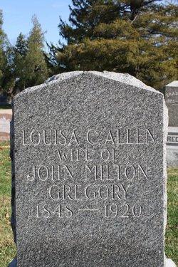 Louisa Catherine Allen