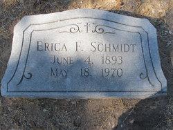 Erica F Schmidt
