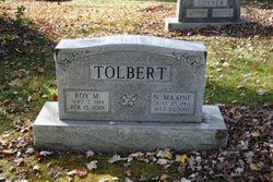 N. Maxine <i>Coyner</i> Tolbert