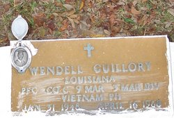 PFC Wendell Guillory