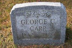 George C. Carr