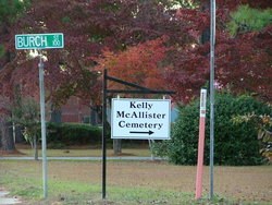 Kelley-McCallister Cemetery