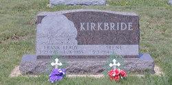 Irene <i>Jamison</i> Kirkbride