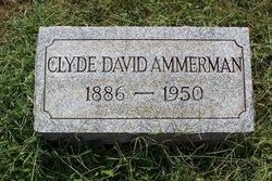 Clyde David Ammerman