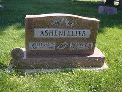 William P Ashenfelter