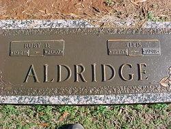 Ruby Sellers <i>Dodds</i> Aldridge