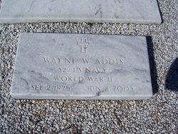 Wayne W. Addis