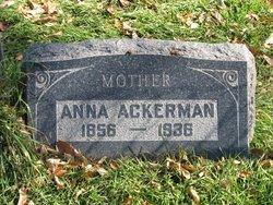 Anna <i>Keasling</i> Ackerman