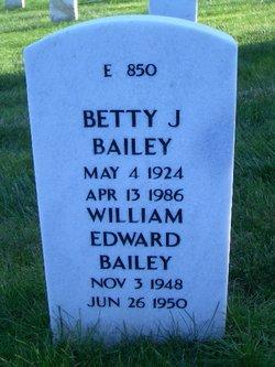 Betty J Bailey