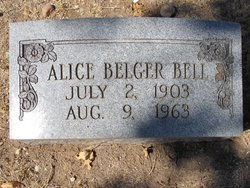 Alice E Bell