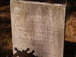 Capt Jacob Leonard