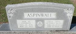 Callie Ann Victoria <i>Boyd</i> Aspinwall