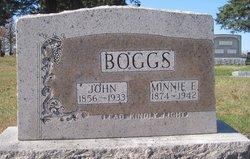 Sarah E Minnie <i>Shepard</i> Boggs