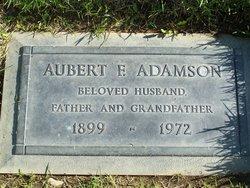 Aubert Franklin Bert Adamson