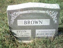 Evlyn Brown