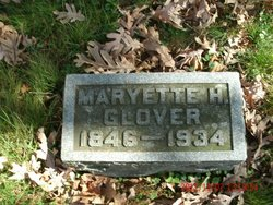 Maryette <i>Harper</i> Glover