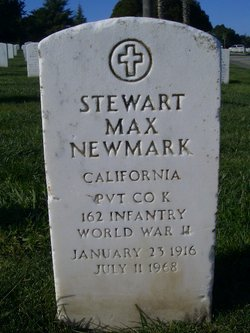 Max Nathan Stewart Newmark