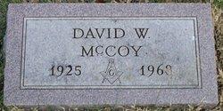 David Wesley McCoy, Jr