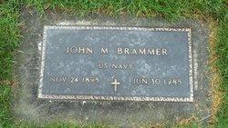 John Milton Brammer