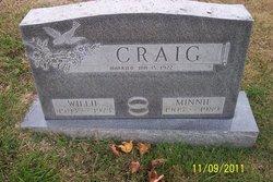 Minnie <i>Litsey</i> Craig