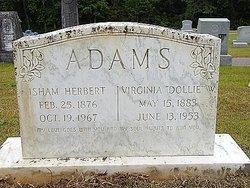 Virginia Estelle Dollie <i>Winborne</i> Adams