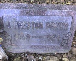 John Preston Brown
