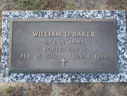 William Dick Baker
