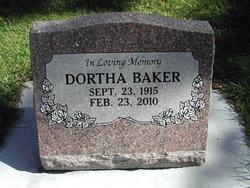 Dortha <i>Holbrook</i> Baker
