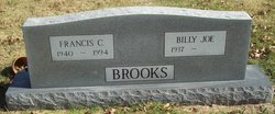 Billy Joe Brooks, Sr