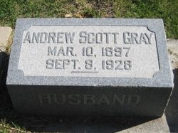 Andrew Scott Gray