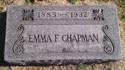 Emma Frances <i>Currey</i> Chapman
