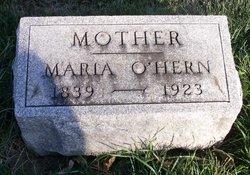 Maria <i>Green</i> O'Hern
