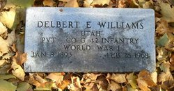 Delbert Elmo Williams
