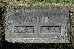 CHARLES VAN ACUFF, Sr