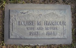 Louise Mae <i>Mitchell</i> Harbour