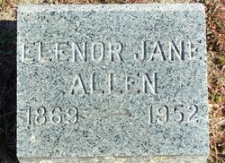 Elenor Jane Allen