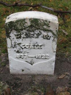 Mary D. <i>Dodderer</i> Cowee