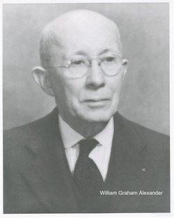William Graham Alexander