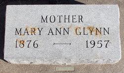 Mary Ann <i>Perkinson</i> Glynn