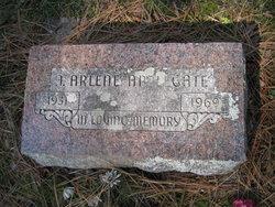 A. Arlene Applegate