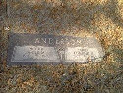 Edmund Walfred Anderson